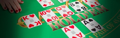 Casino Holdem Poker Strategy