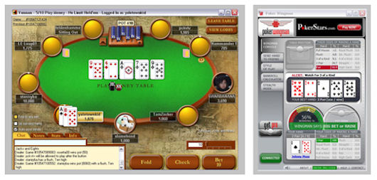 Three card poker online free game